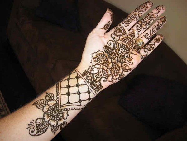 Mehndi Designs For Hands – Easy Mehndi Designs 0013