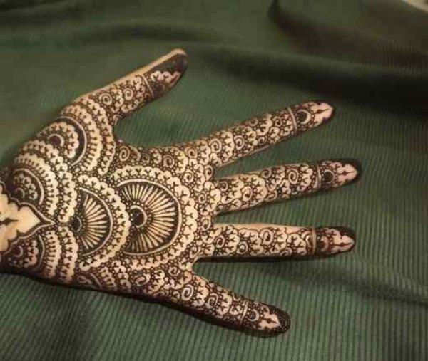 Mehndi Designs For Hands – Easy Mehndi Designs 0017