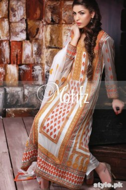 Motifz Crinkle Chiffon Collection 2015 Volume 1 3