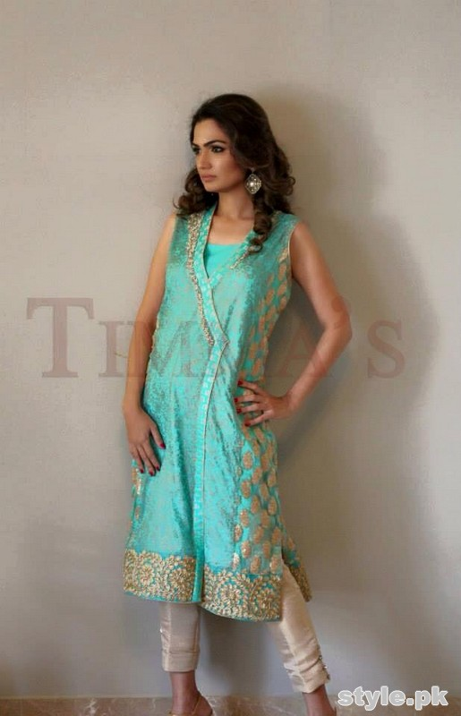Timma's Party Dresses 2015 For Winter 3