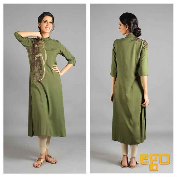 Trends Of Women Kurtas In 2015 006
