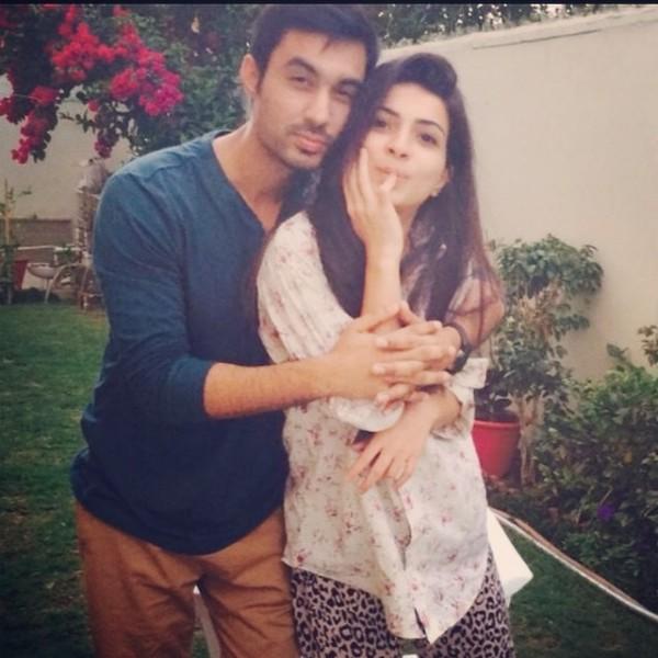 Dua Malik and Sohail Haider Lovely Post Wedding Pictures