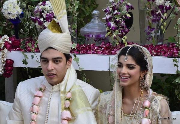 sanam saeed wedding photos
