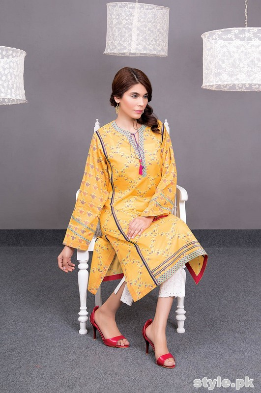 Kayseria Spring Summer Dresses 2015 For Women 4