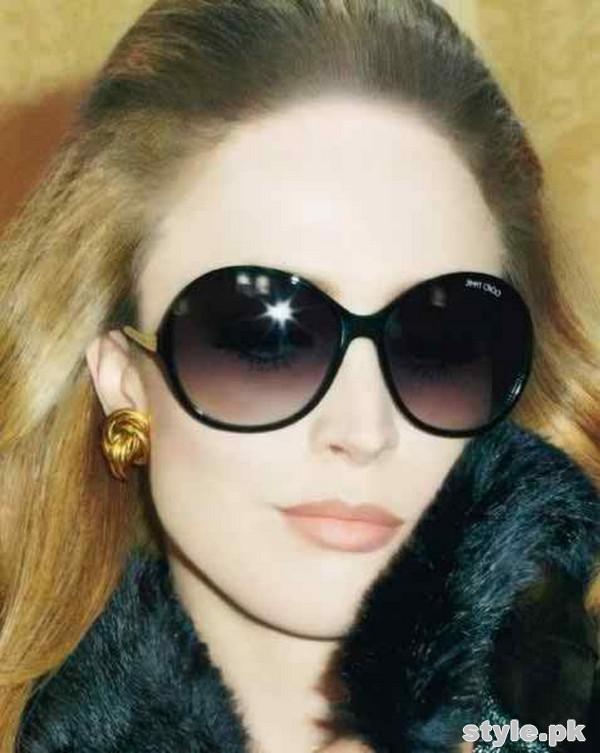 Latest Trends Of Eyewear 2015 For Women 7