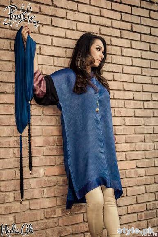 Nida Ali Spring Collection 2015 For Women 8