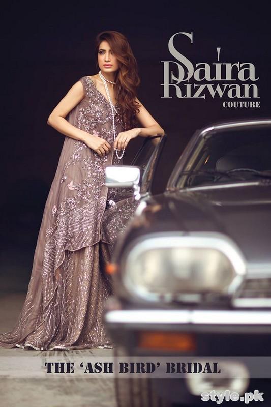 Saira Rizwan Bridal Dresses 2015 For Women 1
