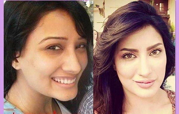Which Pakistani Actress Looks Beautiful Without Makeup007