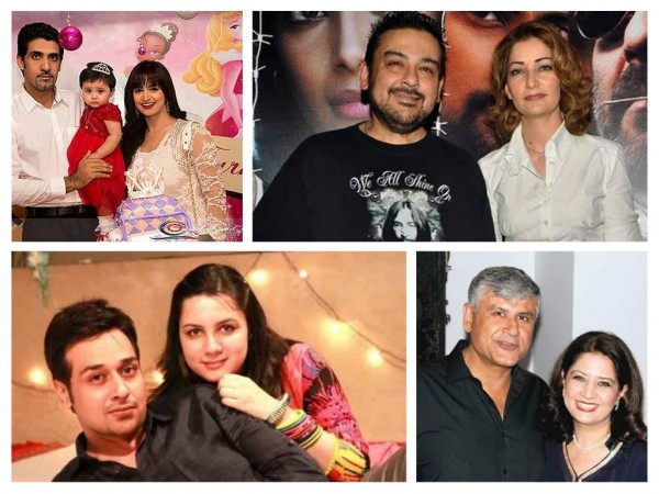 Which Pakistani Celebrities Married Three Times