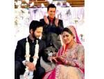 anoushay abbasi wedding photos