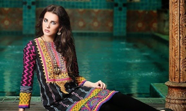 Chinyere Lawn Collection 2015 For Women 004
