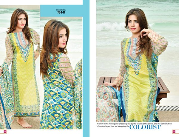Jubilee Cloth Mills Krinkle Summer Collection 2015 Volume 1 005