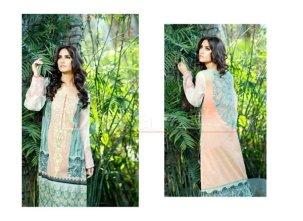 Lala Textiles Sana & Samia Collection 2015 Volume 2 For Women 007