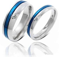 New Designs Of Promise Rings For Couples 2015