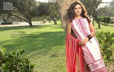 Orient Textiles Lawn Collection 2015 For Women 007