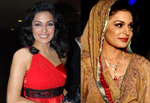 Pakistani celeb Meera