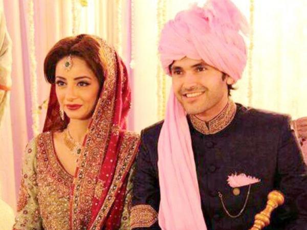 Sarwat Gillani and Fahad Mirza