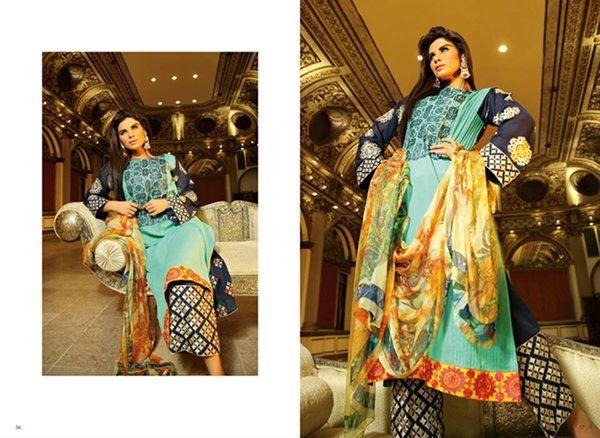 Shaista Cloth Summer Collection 2015 Volume 1 For Women 004