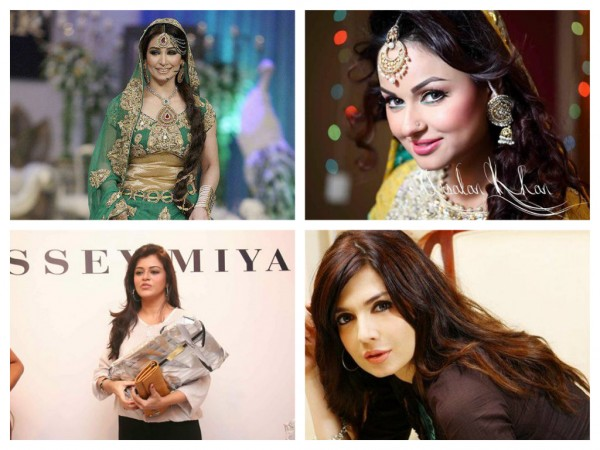 Top 5 Beautiful Over 40 Women In Pakistani Industry