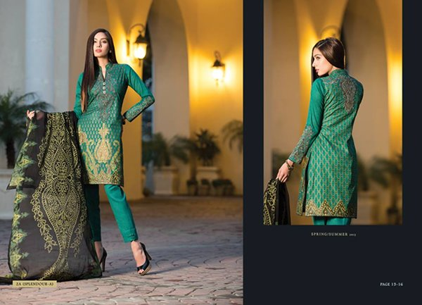 Zainab Chottani Summer Collection 2015 For Women 004