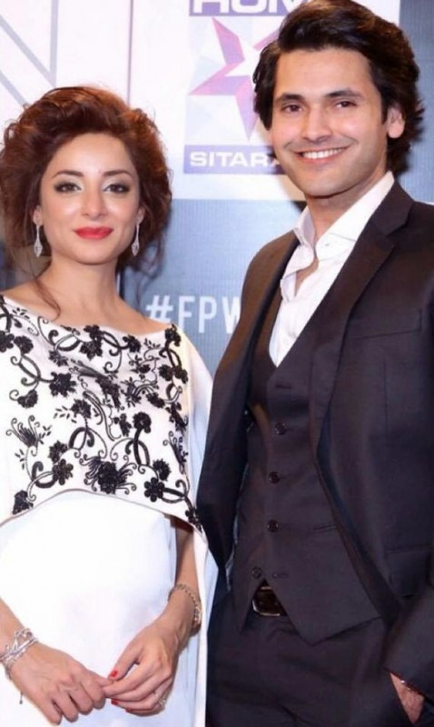 Sarwat Gillani and Fahad Mirza Celebrated Their First Baby Shower