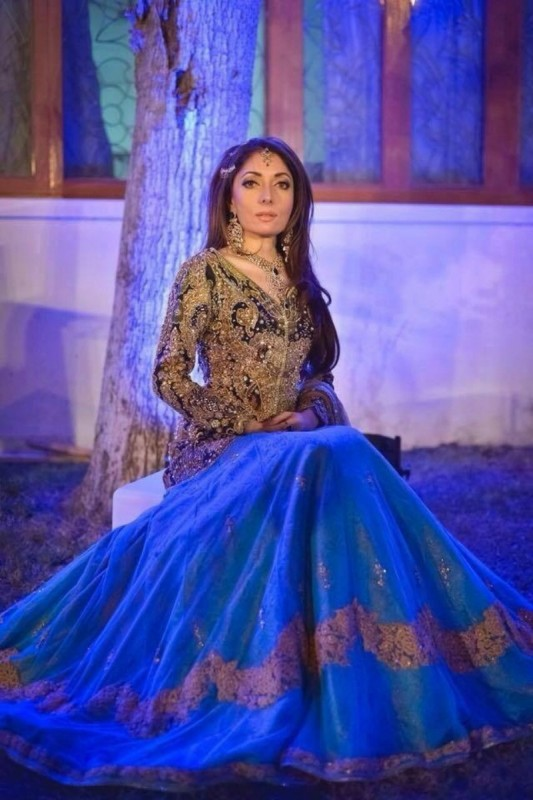 sharmila farooqi wedding