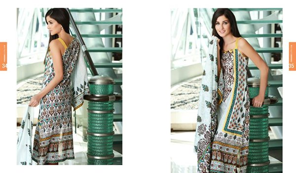 Firdous Cloth Mills Summer Collection 2015 Volume 3 For Women 996