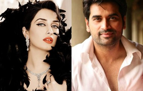 Iman Ali And Humayun Saeed In Movie Wasal
