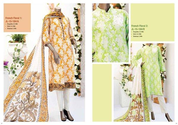 Junaid Jamshed Summer Collection 2015 Volume 2 For Women 005