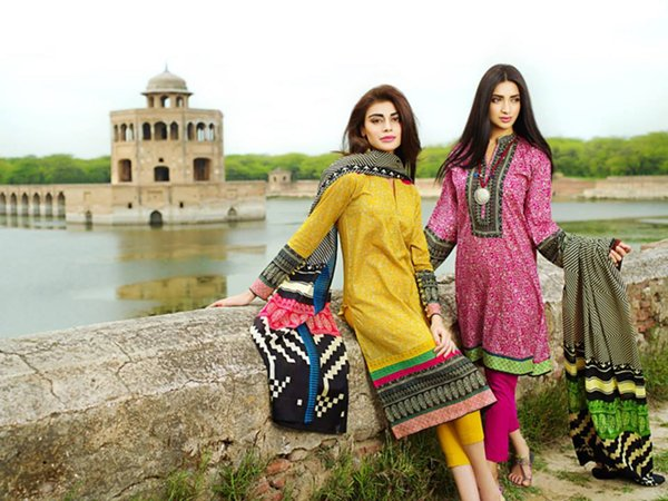 Khaadi Lawn Collection 2015 Volume 2 For Women 003