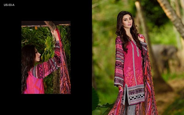 Umar Sayeed Lawn Collection 2015 For Women 0010