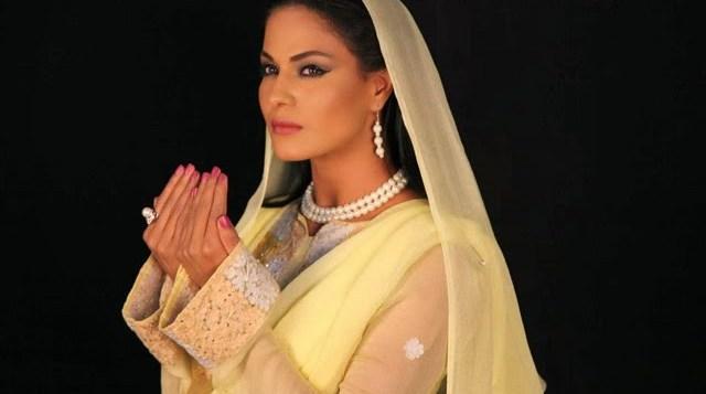 Is Veena Malik Becoming Religious