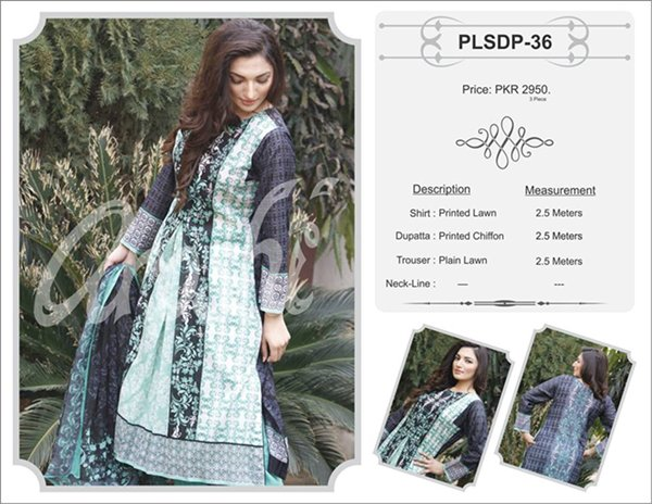 Aroshi Summer Collection 2015 For Women006