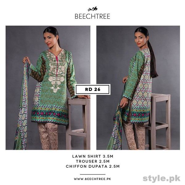 Beech Tree Summer Dresses 2015 For Women 1
