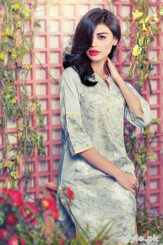 Ethnic by Outfitters Summer Collection 2015 For Girls 6
