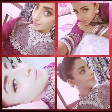 Pakistani New Actress Sanam Chaudhry Profile And Pictures003