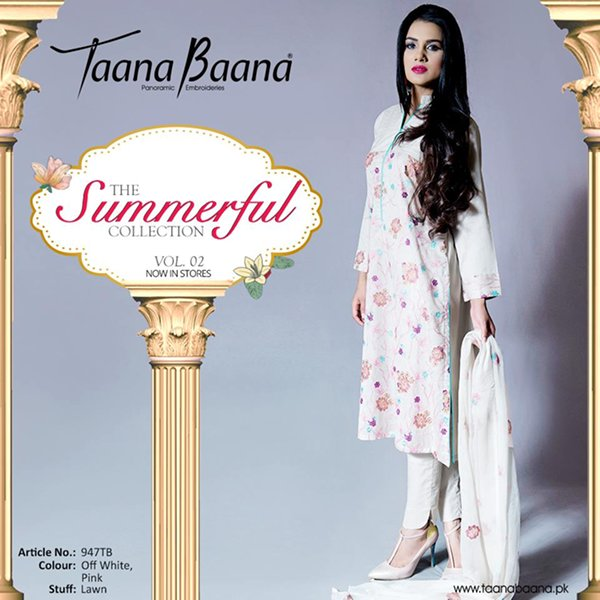 Taana Baana Summer Collection 2015 Volume 2 For Women0014