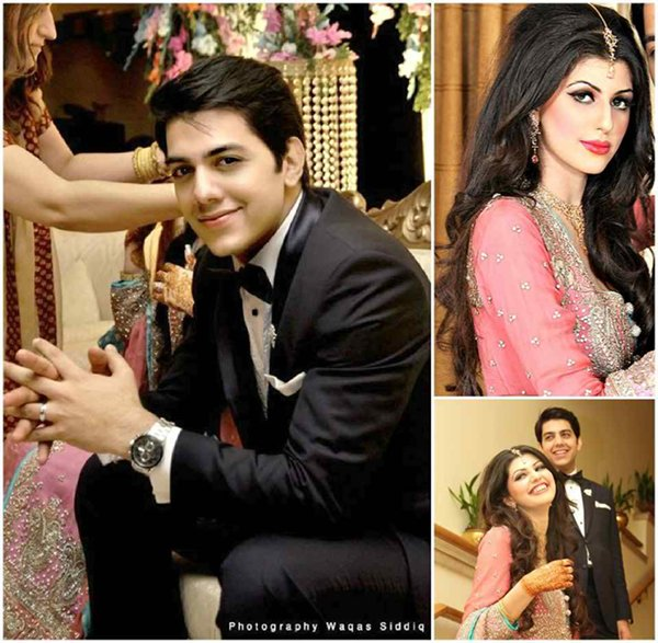 Top 5 Handsome Pakistani Grooms Of 2014001