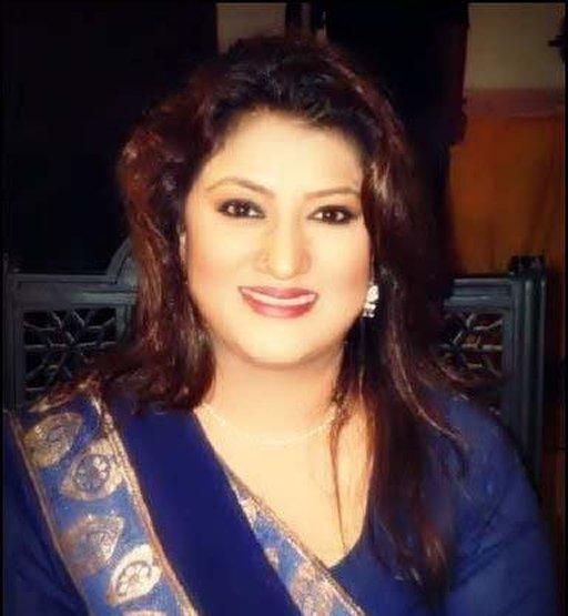 Top 5 Popular Comic Female Actresses In Pakistan TV Industry003