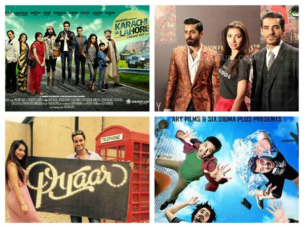 Top 5 Upcoming Pakistani Movies In 2015