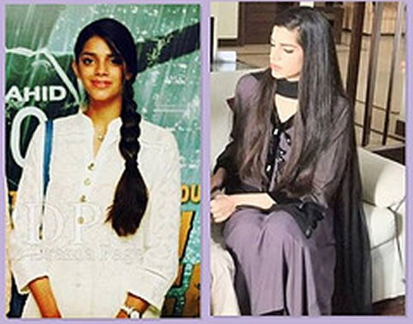 Which Pakistani Female Celebrities Don't Need Hair Extensions001