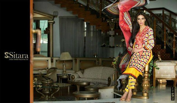 Aeisha Varsey Eid Collection 2015 For Women0015