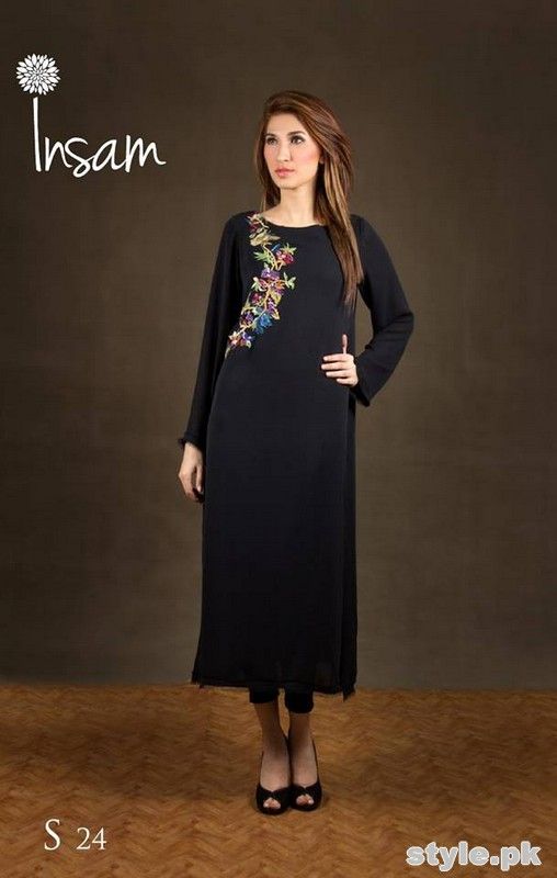 Insam Eid Collection 2015 For Girls 8