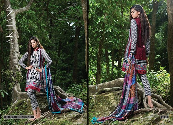 LSM Fabrics Eid Collection 2015 By Zainab Chottani0017