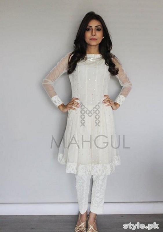 Mahgul Eid Collection 2015 For Girls 3