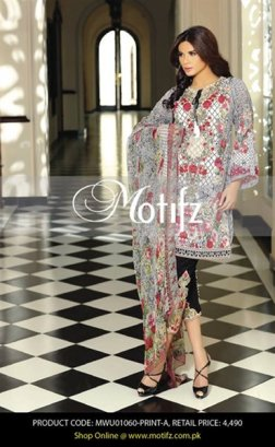 Motifz Eid Collection 2015 For Women0012