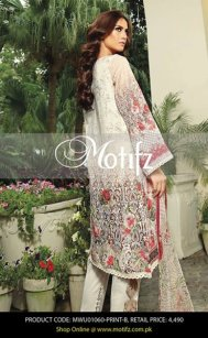 Motifz Eid Collection 2015 For Women0015