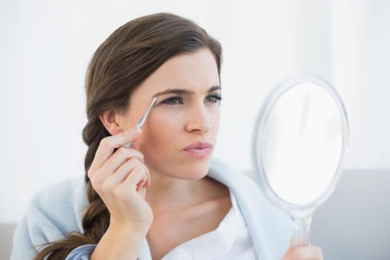 Remove White Facial Hairs