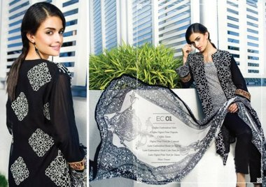 Resham Ghar Eid Collection 2015 For Women004