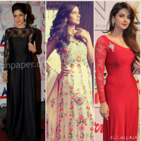 Saba Qamar Fashion icon of Pakistan